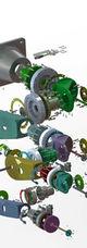 Sedmiosý robot pro montáž elektroniky