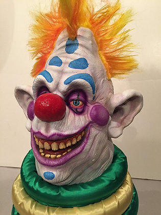 Killer Klown Display Bust (Orange Hair)