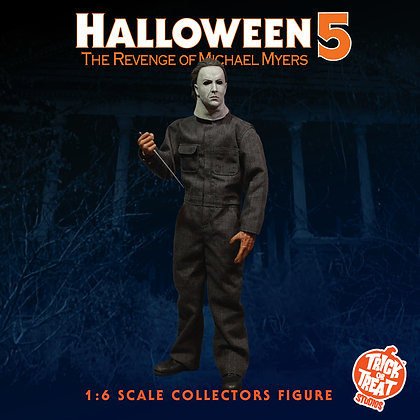 1:6 Scale Michael Myers Halloween 5