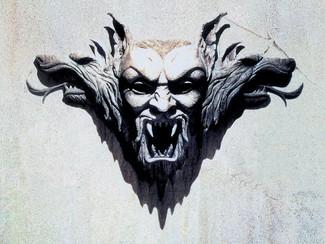 Bram Stoker's Dracula Wall Relief Replica