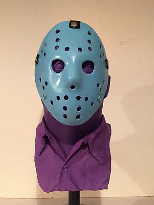 8 Bit Jason Bust