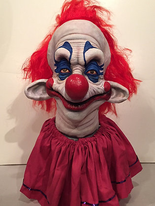 Killer Klown Bust (Red Hair)