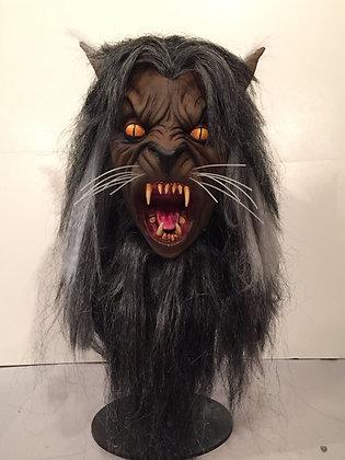 Thriller Werewolf Display Bust