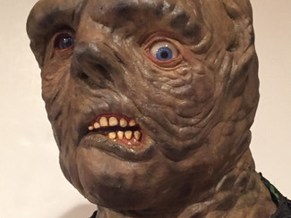 Toxie Bust created for TROMA