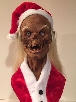 "Keeper of the Crypt Display Bust  ""Santa"""