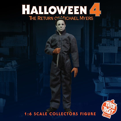 1:6 Scale Michael Myers Halloween 4