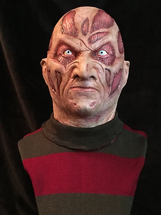 New Nightmare Freddy Krueger Bust
