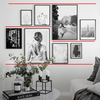 Arredare le pareti con i quadri: COME SCEGLIERLI E DISPORLI