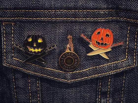 Jack & Cross Knives Enamel Pin