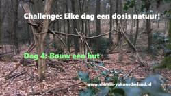 Challenge dag 4: Bouw een hut
