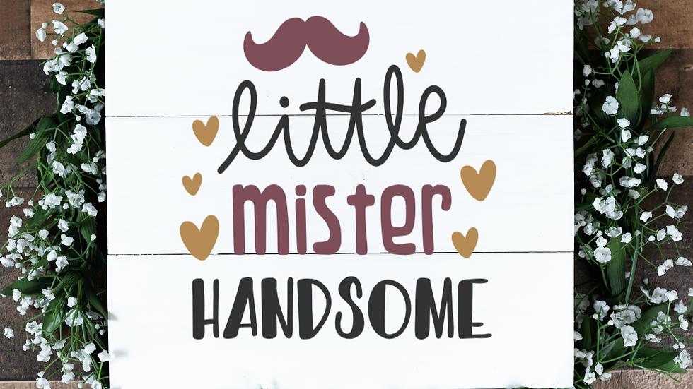 Little Mister Handsome
