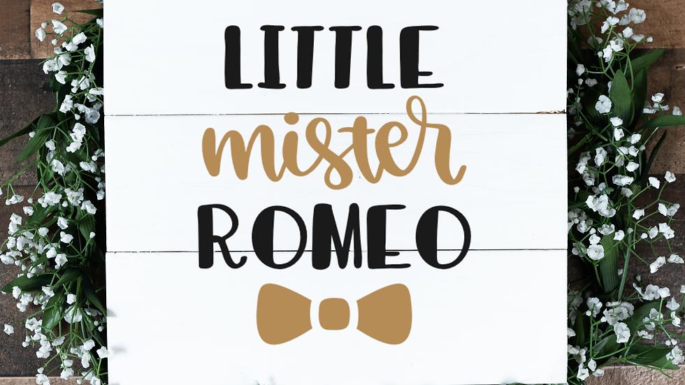 Little Mister Romeo