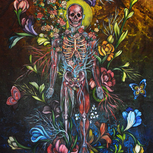 Haris Rashid, Autoscopy, 153 x 100 cm, A
