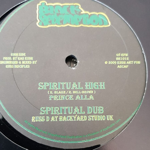 SPIRITUAL HIGH PRINCE ALLA