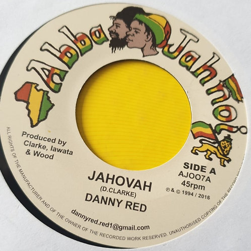 JAHOVAH DANNY RED