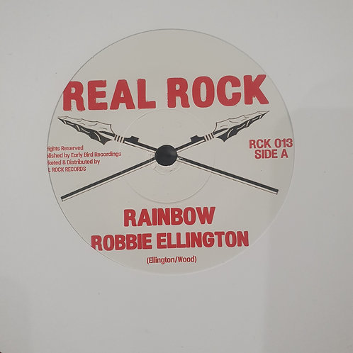 RAINBOW ROBBIE ELLINGTON REAL ROCK