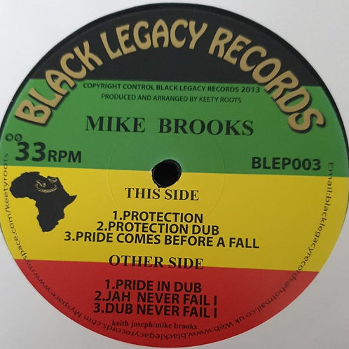 PROTECTION MIKE BROOKS