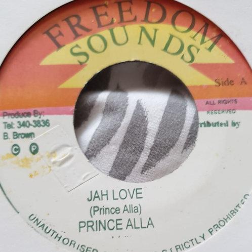 JAH LOVE PRINCE ALLAH