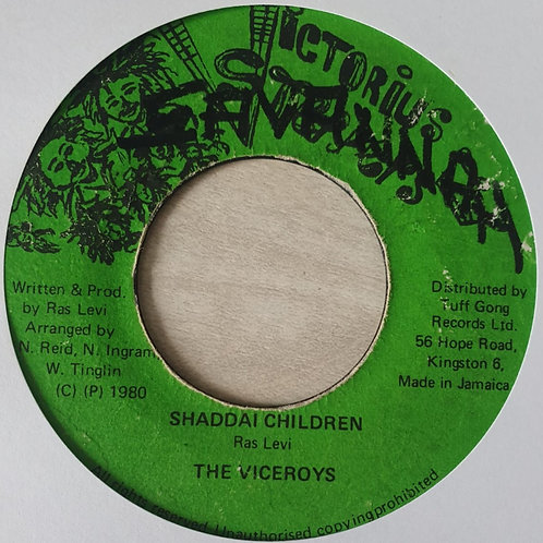 SHADDAI CHILDREN THE VICEROYS