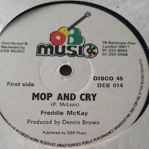 "MOP AND CEY FREDDIE MCKAY ORIGINAL D.E.B 12"""