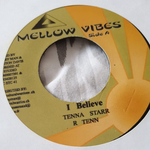 I BELIEVE TENNA STAR