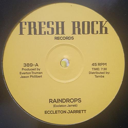 RAINDROPS ECCLETON JARRETT FRESH ROCK TAMBA