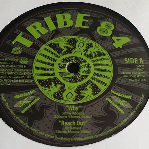 Johnny Osbourne / Jah Marnyah / I Jah Salomon / Dub Akom – Why / Reach Out / Ye