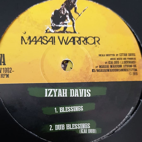 BLESSINGS IZYAH DAVIS