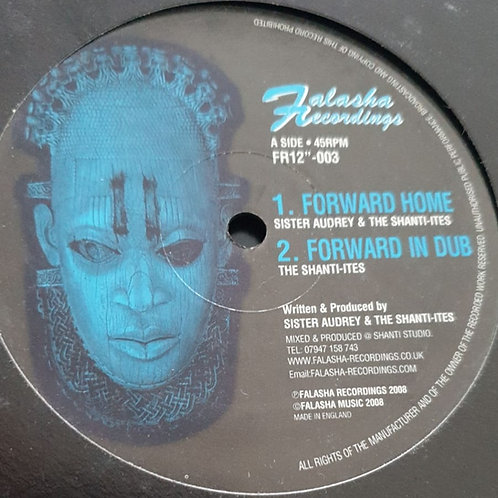 FORWARD HOME SISTER AUDREY FALASHA 12""
