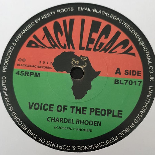 VOICE OF THE PEOPLE CHARDEL RHODEN
