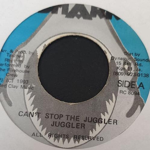 CAN´T STOP THE JUGGLE JUGGLER