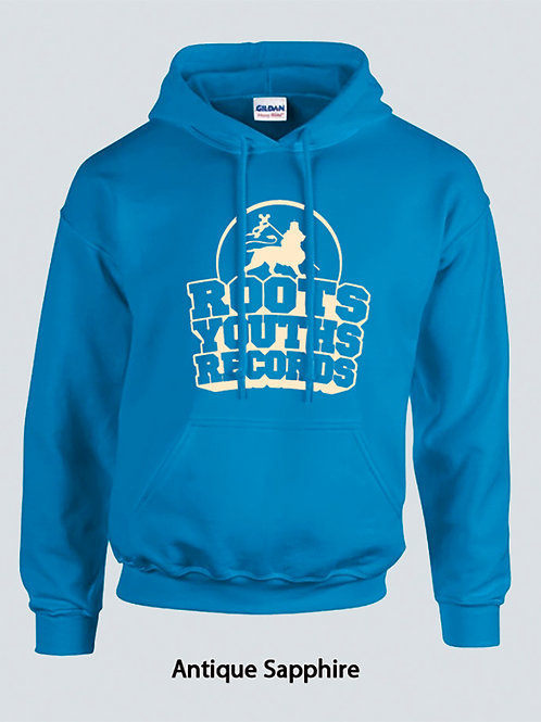 ANTIQUE SAPPHIRE ROOTS YOUTHS RECORDS HOODY