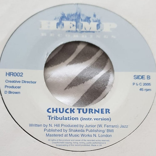 TRIBULATION CHUCK TURNER