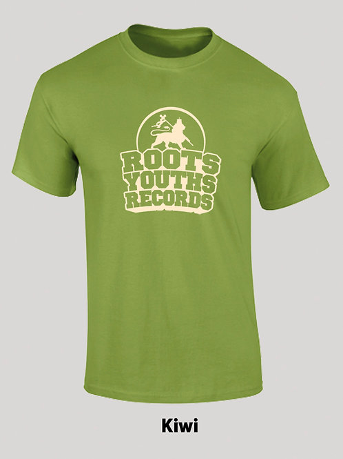 KIWI ROOTS YOUTHS RECORDS T SHIRT