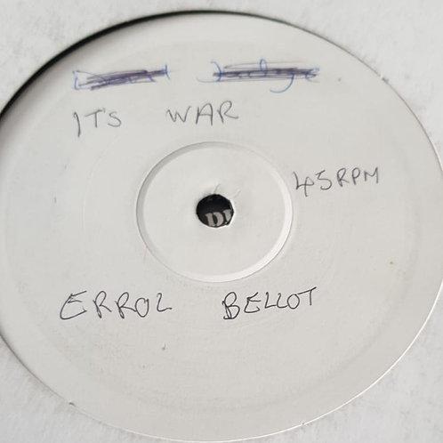 Errol Bellot & The Offbeat Posse – It's War / Don't Judge