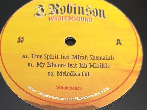 TRUE SPIRIT FEAT. MICAH SHEMAIAH