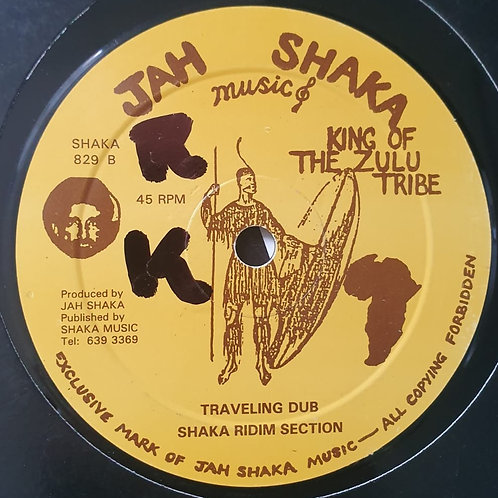 JAH SHAKA AND JUNIOR BROWN FLY ME AWAY