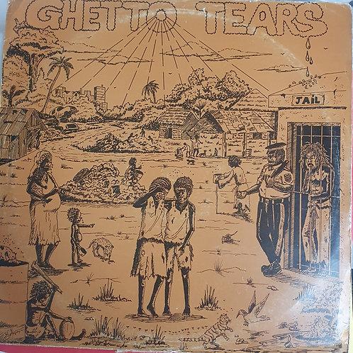 GHETTO CHILDREN MUNGA MTOTO GHETTO TEARS RECORDS EX COPY