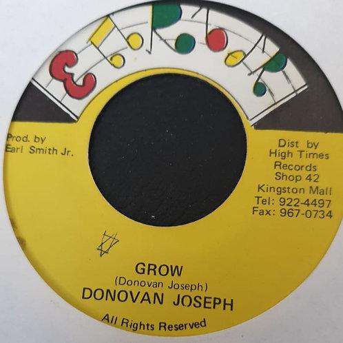 GROW DONOVAN JOSEPH