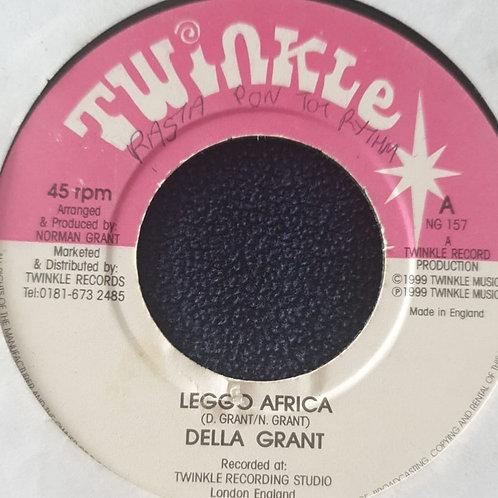 LEGGO AFRICA DELLA GRANT