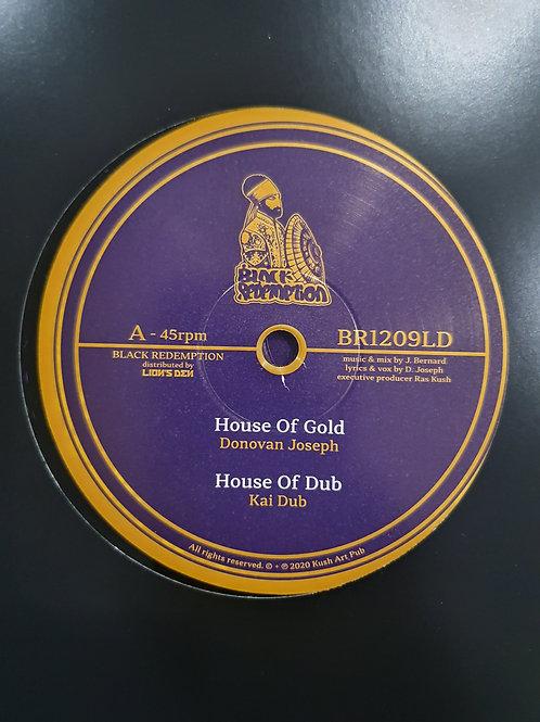 HOUSE OF GOLD DONOVAN JOSEPH / AS THE WATER FLOWS AUTARCHIL KAI DUB