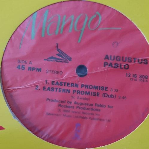 """EASTERN PROMISE / SUKYAKI AUGUTUS PABLO MANGO 12"""""""