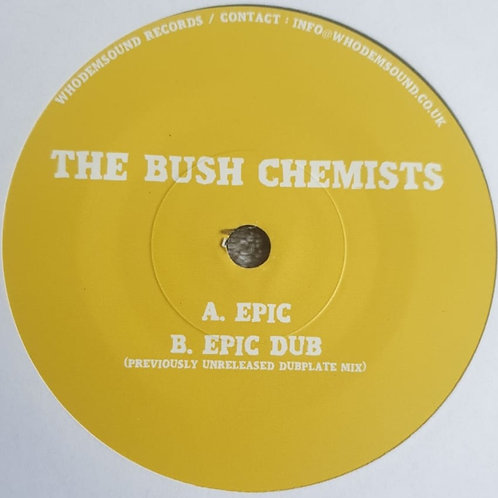 EPIC THE BUSH CHEMIST