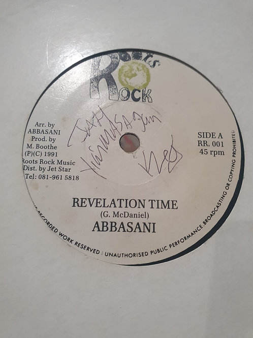 ABASSANI - REVELATION TIME