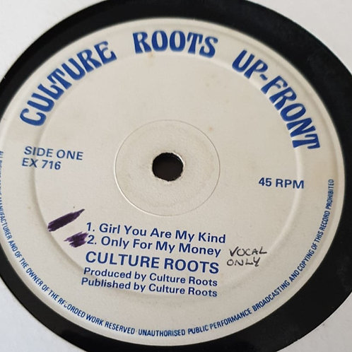 GIRL YOU ARE MY KIND CULTURE ROOTS