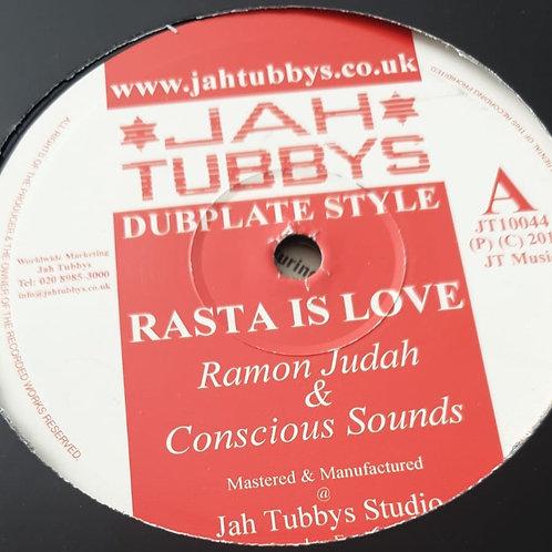RASTA IS LOVE RAMON JUDAH