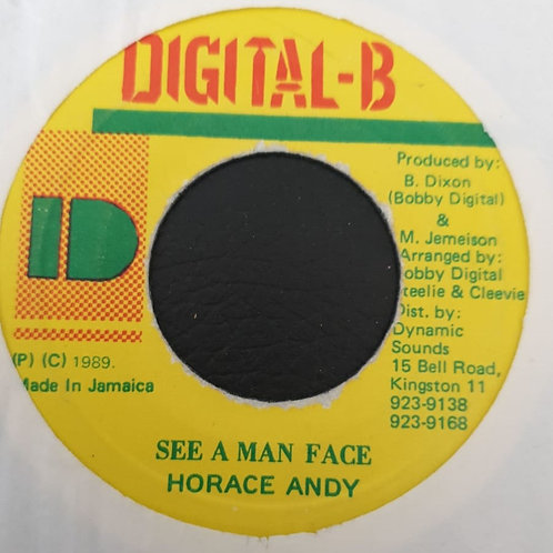 SEE A MANS FACE HORACE ANDY