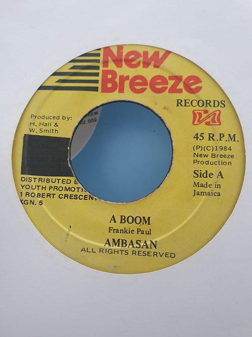 AMBASAN - A BOOM