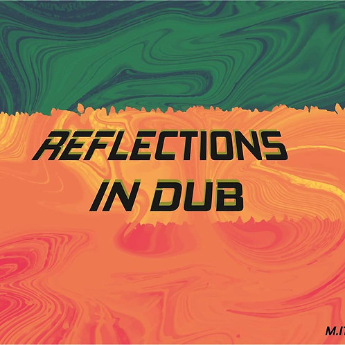 REFLECTIONS IN DUB ITAL MICK ITAL POWER STUDIO CD