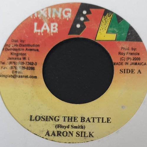 LOSING THE BATTLE AARON SILK